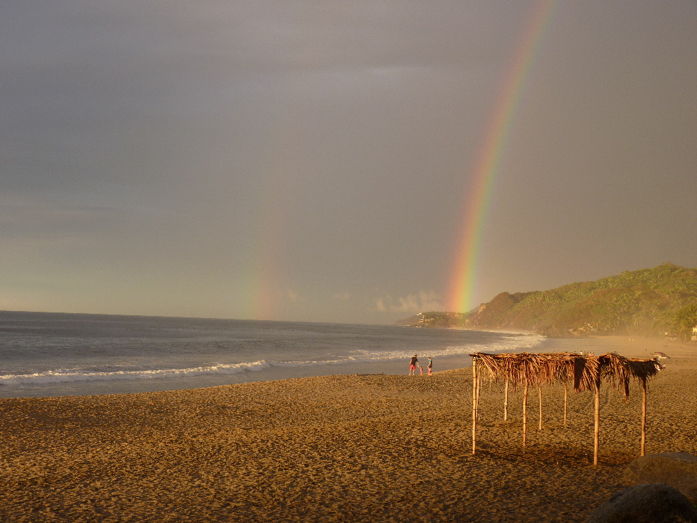 Sayulita Rainbow